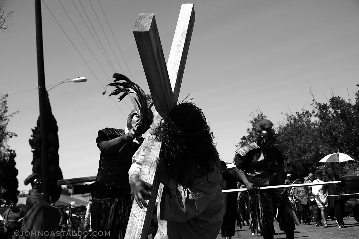 Stations of the Cross, Barrio Logan, San Diego, CA  Good Friday 2018 : On Assignment : San Diego Corporate and Event Photographer