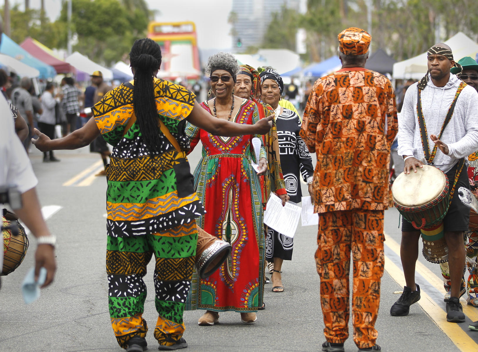 San Diego's Juneteenth Celebration 2018 : On Assignment : San Diego Corporate and Event Photographer