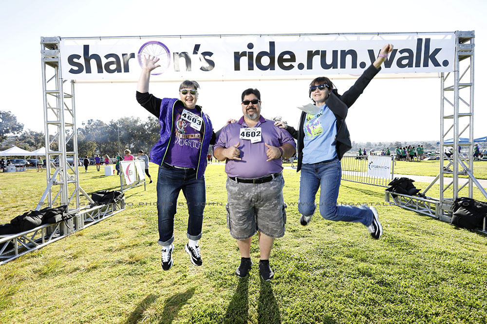 Sharon's Ride to raise money for epilepsy. : On Assignment : San Diego Corporate and Event Photographer