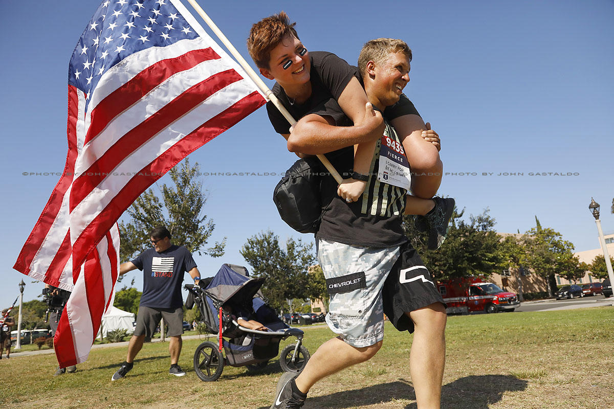 Wounded Warrior Carry Forward 5K run  : On Assignment : San Diego Corporate and Event Photographer